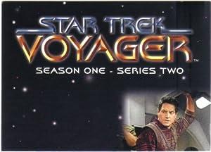 1995 Skybox Star Trek Voyager Series 2 Trading Cards Complete Set