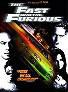 The Fast And The Furious [UK Import]