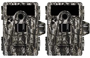 2 MOULTRIE Game Spy M-990i No Glow Infrared Digital Trail Hunting Cameras - 10MP by Moultrie