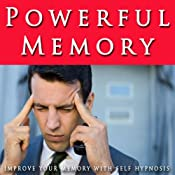 Powerful Memory: Improve Your Memory Hypnosis Collection | [Erick Brown]