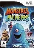 echange, troc Monstres contre aliens - le jeu - petit prix