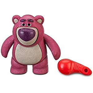 Toy Story Lotso Action Figure with Build Chuckles Part