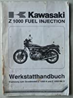 Kawasaki Z 1000 Fuel Injection Werkstatt...