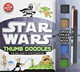 img - for Klutz Star Wars Thumb Doodles Book Kit book / textbook / text book