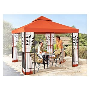 ersatzdach pavillon 3x4 besten preis ersatzdach f r pavillon bl tter f r pavillon 3x4 m. Black Bedroom Furniture Sets. Home Design Ideas