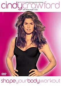 Cindy Crawford - Shape Your Body Workout [Import anglais]
