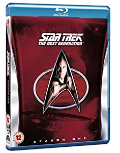 Star Trek: The Next Generation - Season 1 [Blu-ray] [Region Free]