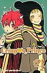 Crimson prince, Tome 4 : par Kuwahara