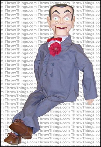 Slappy From Goosebumps Standard Upgrade Dummy
