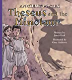 img - for Theseus and the Minotaur (Ancient Myths (Picture Window Books)) book / textbook / text book