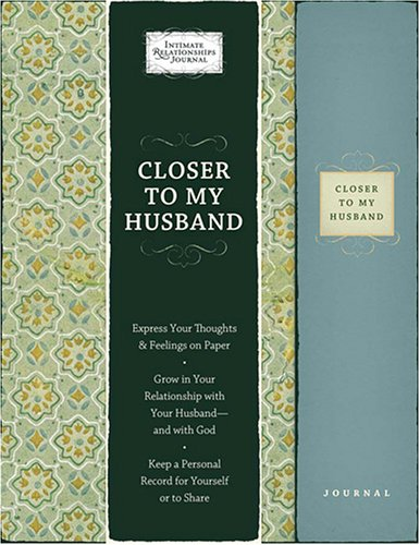 Closer to My Husband (Devotional Journals), Incorporated Barbour Publishing