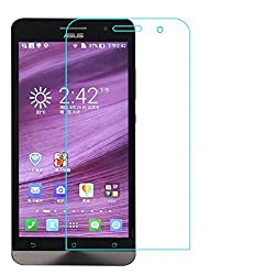 AA19 Tempered Glass for Asus ZenFone Go 4.5 (ZB452KG), 0.3mm Pro+ Tempered Glass Screen Protector comes with Alcohol wet cloth pad & clean micro fibre Dry cloth For Asus ZenFone Go 4.5 (ZB452KG)