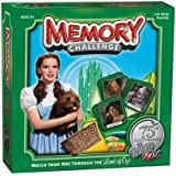 The Wizard of Oz Memory Challenge Board Game