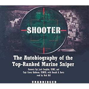 Shooter: The Autobiography of the Top-ranked Sniper, New York Times Best-seller