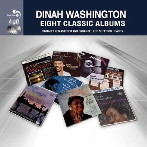 Dinah Washington - 8 Classic Albums - Dinah Washington - Zortam Music