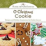 O CHRISTMAS COOKIE (Taste of Christmas)