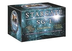 Stargate SG-1 - L'intégrale des 10 saisons + 2 films [Édition Limitée]
