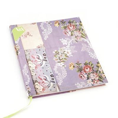 V&A 'Spitalfields Silk' Desk Diary 2014