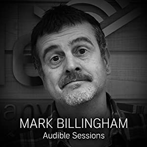FREE: Audible Sessions with Mark Billingham Speech