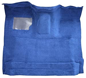 1987 to 1996 Ford Standard Cab Pickup Truck Carpet Replacement Kit, 4 WD Automatic (Gas or Diesel) (851-Gold Cut Pile)