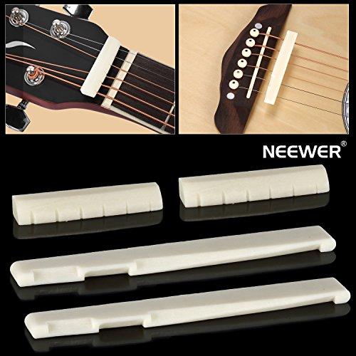 neewerr-2-set-di-ponte-capotasto-per-chitarra-acustica-a-6-corde-in-osso-di-bue-autentico-di-alta-qu
