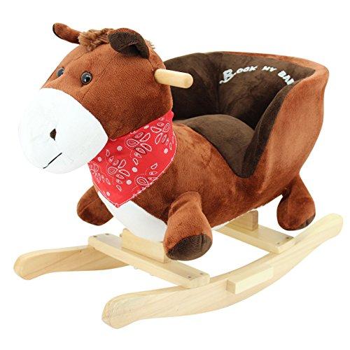 Schaukeltier Schaukelpferd Pferd Pony supersüss