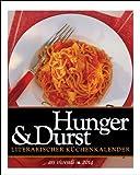 Hunger & Durst 2014 Literarischer Küchenkalender: Wochenkalender
