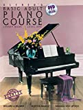 Alfred's Basic Adult Piano Course Lesson Book: Level 1