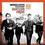 Quatuor Eb�ne - Mendelssohn Quartets