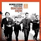 Mendelssohn Felix & Fanny :  Quatuors � cordes n�2 & 6, & en mi b�mol majeur