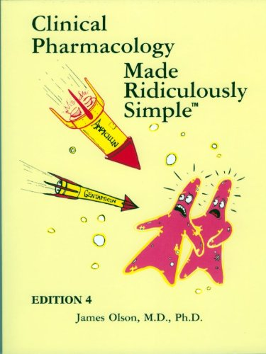 Clinical Pharmacology Made Ridiculously Simple