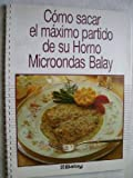 CÓMO SACAR EL MÁXIMO PARTIDO DE SU HORNO MICROONDAS BALAY