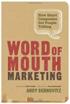 Word of mouth marketing for CDFIs