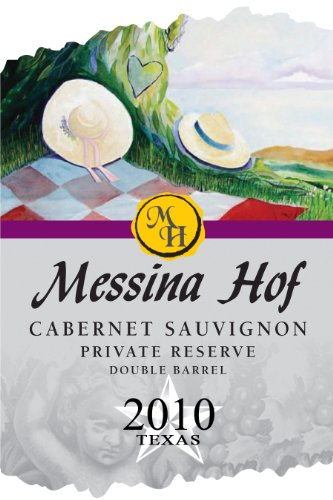 2012 Messina Hof Winery Cabernet Sauvignon Private Reserve 750 Ml
