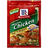 McCormick Chicken, Original, 1.2500-ounces (Pack of 6)