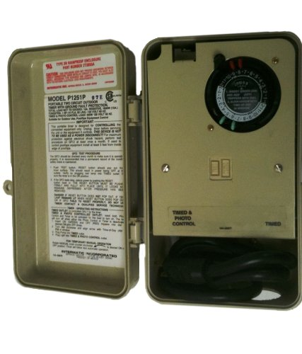 Outdoor Water Solutions Ftn0148 Timer For 1/2 Hp Fountain