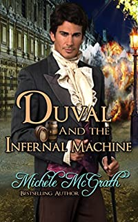 Duval And The Infernal Machine by Michele McGrath ebook deal