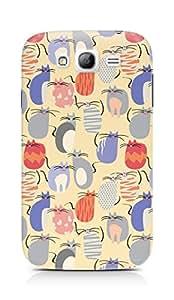 Amez designer printed 3d premium high quality back case cover for Samsung Galaxy Grand i9082 (Cute Kitten)