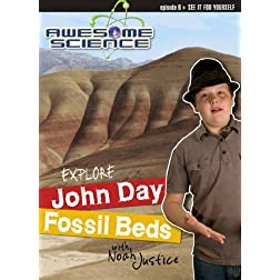 DVD-Explore John Day Fossil Beds with Noah Justice