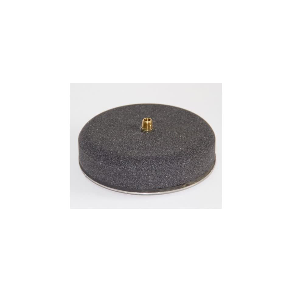 Dome Diffuser, Pond Aerator, Airstone, 7 (178 mm) Diameter, With 1/2 Hose Barb