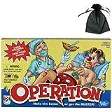Operation w/free storage bag