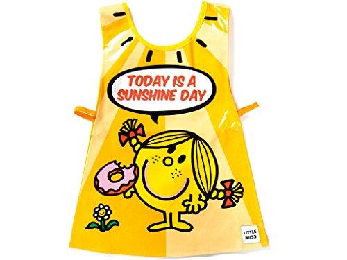 mr-men-little-miss-sunshine-pour-enfant-facile-a-nettoyer-pvc-tablier-jaune