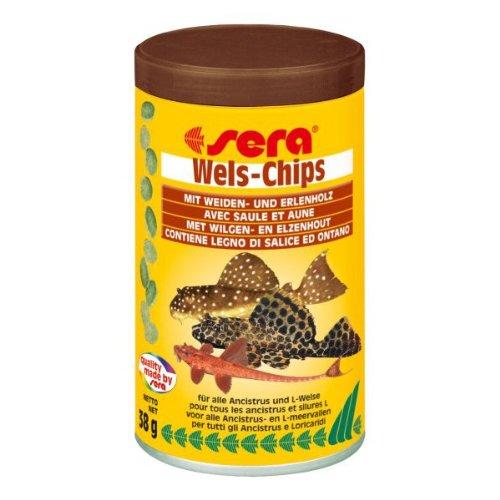 sera Wels-Chips - die Chips für