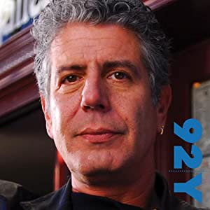 Anthony Bourdain, Eric Ripert, and Gabrielle Hamilton on 'How I Learned to Cook' at the 92nd Street Y Speech