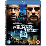 The Taking of Pelham 123 [Blu-ray] [2010] [Region Free]