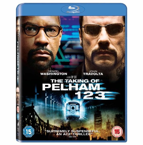 The Taking of Pelham 123 [Blu-ray] [2010][Region Free]