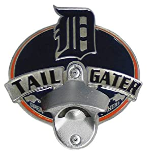 MLB Detroit Tigers Tailgater Hitch Cover by Siskiyou