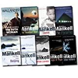 Henning Mankell An Inspector Kurt Wallander Mystery Collection Henning Mankell 9 Books Set (Daniel, The White Lioness, The Pyramid, The Man From Beijing, The Fifth Woman, Faceless Killers, The Dogs of Riga, The Troubled Man, Italian Shoes)