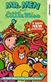 Mr Men And Little Miss: Mr Tickle Saves The Day [VHS]