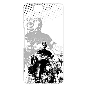 a AND b Designer Printed Mobile Back Cover / Back Case For Micromax Canvas Knight A350 (MIC_A350_3D_296)